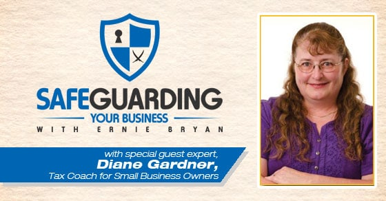 SgYB #004:  How to Make Your Business Stand Apart and Business Tips from Tax Coach and Best-Selling Author, Diane Gardner