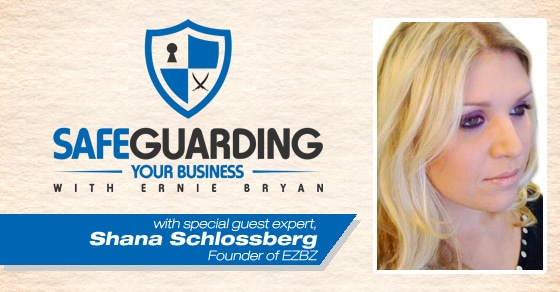 SgYB #007: Business Networking, Lead Generation, and Survival Tips from Shana Schlossberg, Founder and CEO of EZBZ