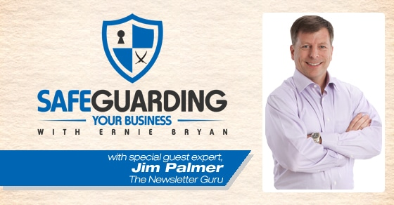 "SgYB #005:  Marketing and Business Building Advice from ""The Newsletter Guru"", Jim Palmer"