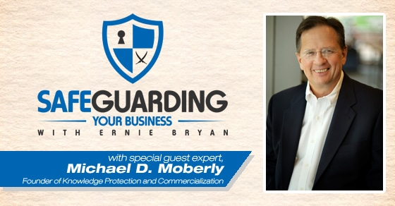 SgYB #009: How to Safeguard Your Business Intangible Assets with Michael Moberly, Founder/President of KPSTRAT