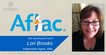 SgYB# 013:  Business and Employee Supplemental Insurance Offerings and Insights from Aflac Agent, Lori Brooks