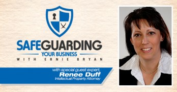 SgYB# 014:  How to Safeguard and Leverage Your Intellectual Property with Attorney, Renée Duff