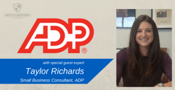 SgYB# 015: Comprehensive Payroll & HR Solutions with ADP Small Business Consultant, Taylor Richards
