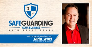 SgYB# 018: How to Safeguard Your Business From Your Marriage with Relationship Expert, Dino Watt