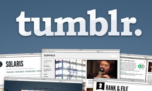 How to back up tumblr blog